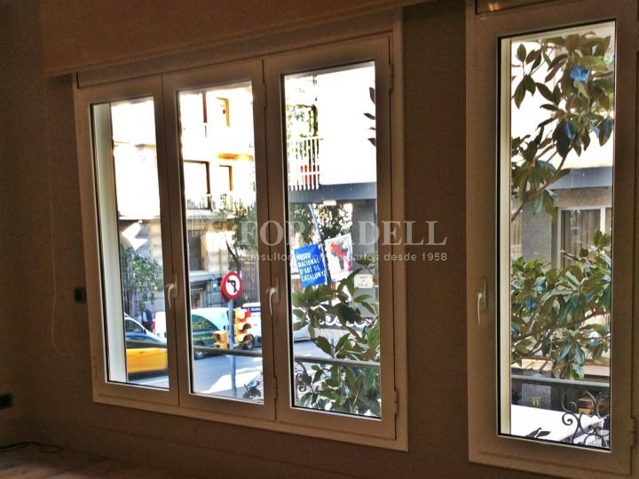 Oficina rehabilitada en lloguer al carrer Muntaner. Barcelona. #3