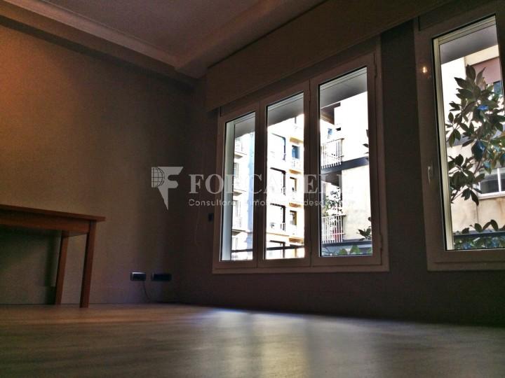 Oficina rehabilitada en lloguer al carrer Muntaner. Barcelona. #5
