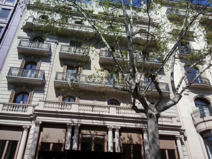 Oficina reformada a l'Av. Diagonal amb Tuset. Barcelona. #1