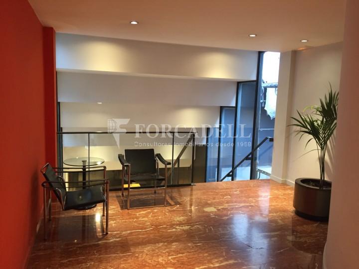 Oficina reformada a l'Av. Diagonal amb Tuset. Barcelona. #3