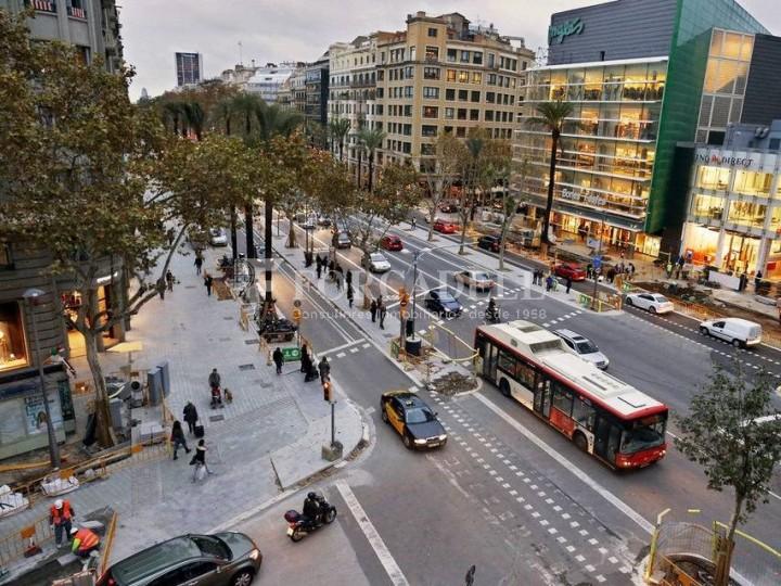 Oficina reformada a l'Av. Diagonal amb Tuset. Barcelona. #6