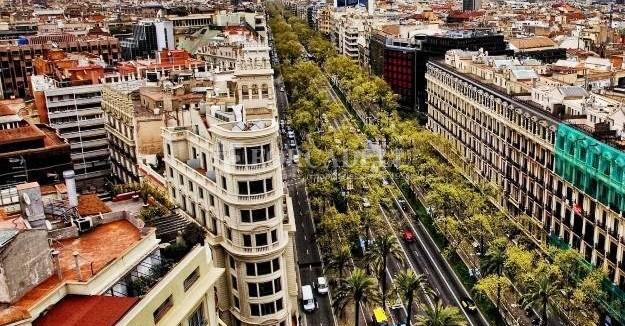 Oficina reformada a l'Av. Diagonal amb Tuset. Barcelona. #8