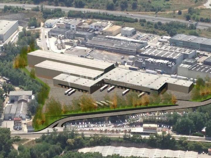 Nave logística en alquiler de 24.036 m² - Gelida, Barcelona 1