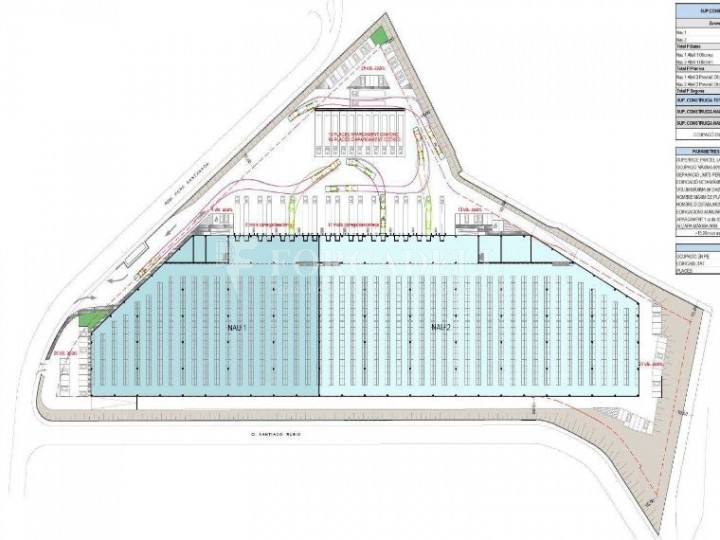 Nave logística en alquiler de 24.036 m² - Gelida, Barcelona 2