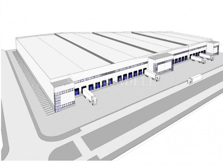 Nau logística en lloguer de 32.206 m² - la Bisbal del Penedès, Tarragona 1