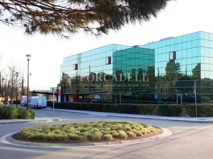 Oficina al Vallsolana Business Park. Sant Cugat del Vallès. #11