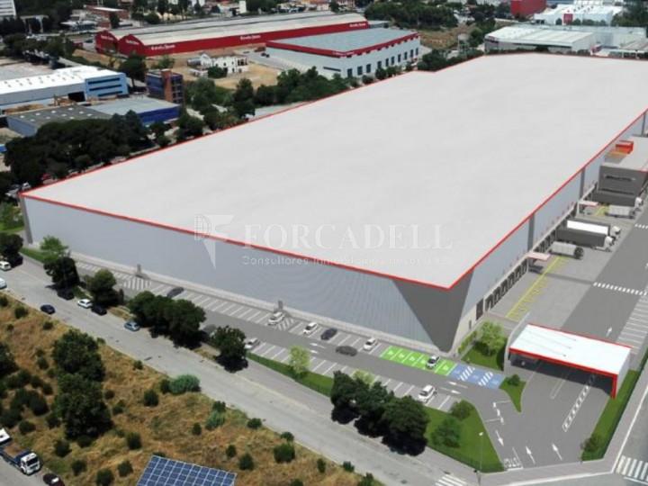 Nau logística en lloguer de 43.700 m² - Mollet del Vallès, Barcelona #1
