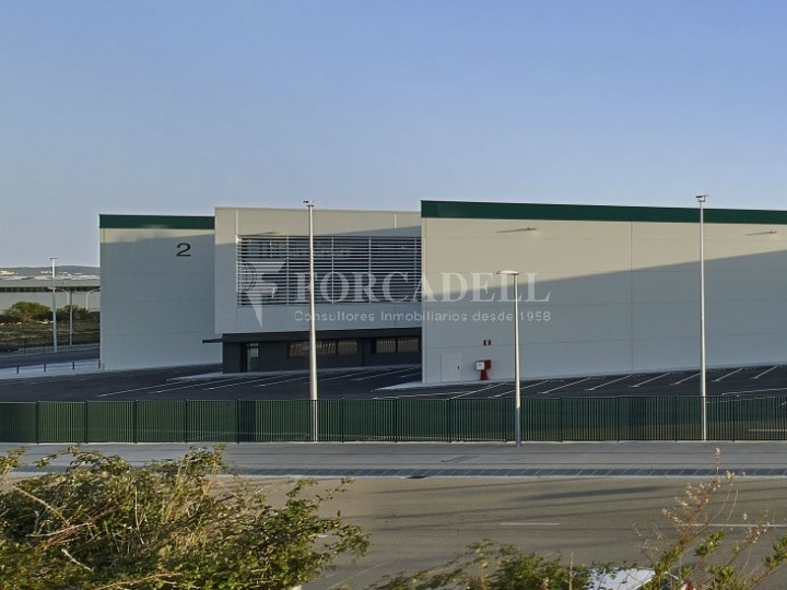 Nave logística en alquiler de 16.139 m² - La Bisbal del Penedes, Tarragona.  12