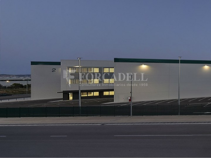 Nave logística en alquiler de 16.139 m² - La Bisbal del Penedes, Tarragona.  13