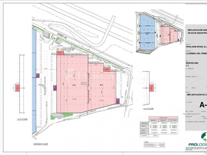 Nave logística en alquiler de 16.139 m² - La Bisbal del Penedes, Tarragona.  22