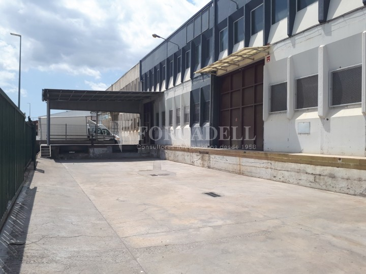 Nave industrial en alquiler de 4.715 m² - Sant Andreu de la Barca, Barcelona 1
