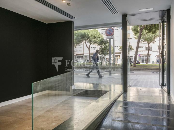Local comercial situat a l'Avinguda Pau Casals a pocs metres de la plaça Francesc Macià. Barcelona. #21