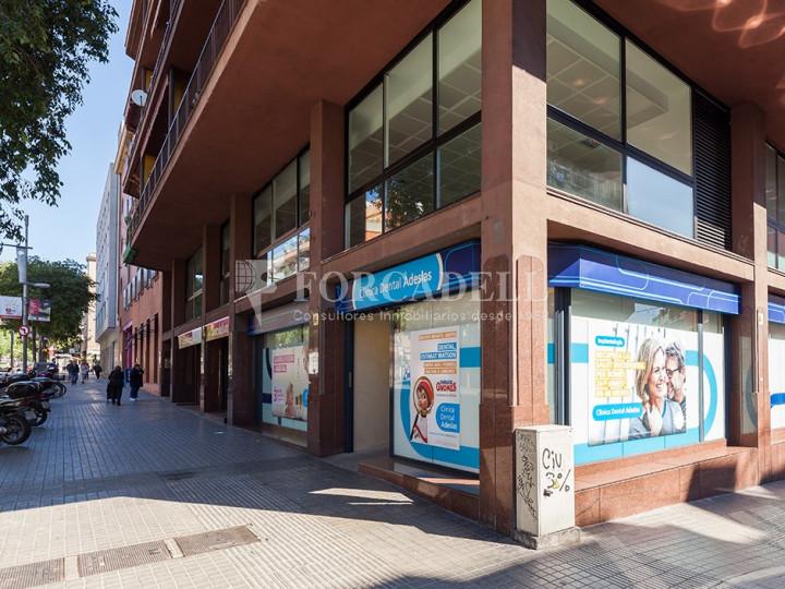 Oficina reformada situada en ple Pg. Maragall. Barcelona. #5