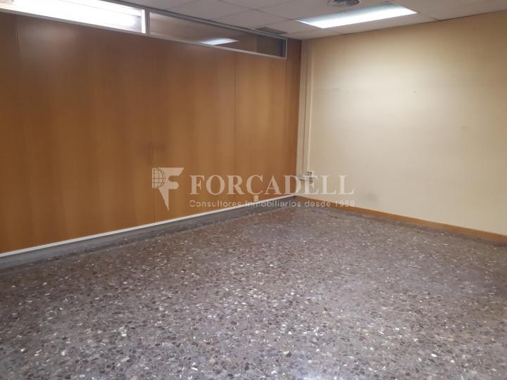 Oficina en lloguer situada a Travessera de Gràcia amb Aribau. Barcelona. 5