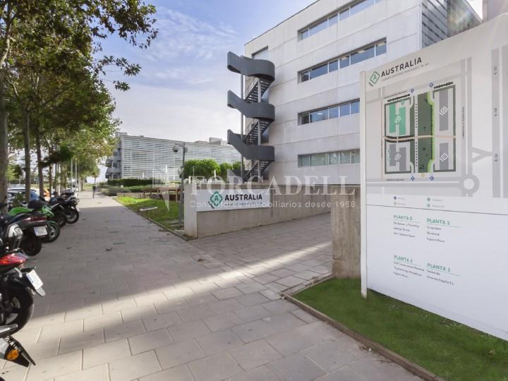 Oficina en lloguer situada a Viladecans Business Park. 1