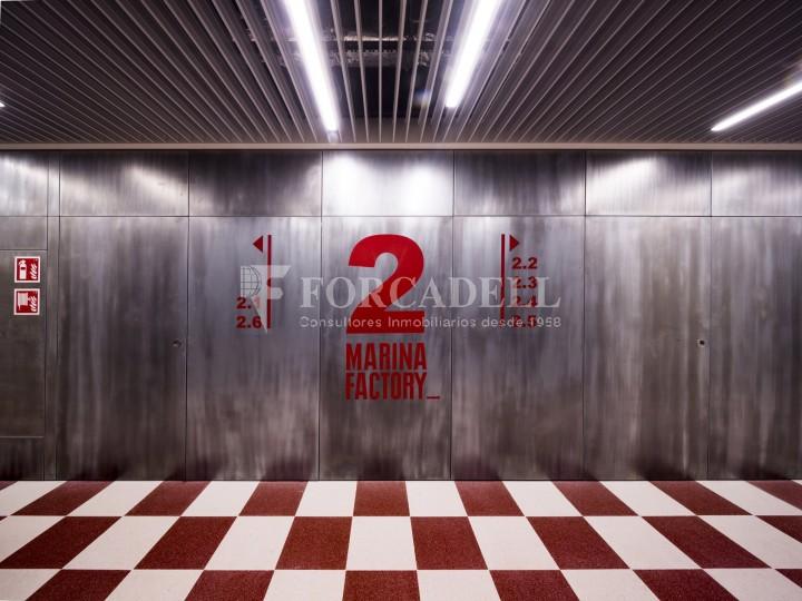 Oficina en lloguer pròxima a la Plaça Europa. Rambla Marina. Hospitalet de Llobregat. 14