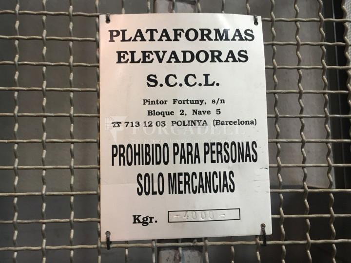 Nau logística en lloguer de 4.907 m² - Gavà, Barcelona. 11