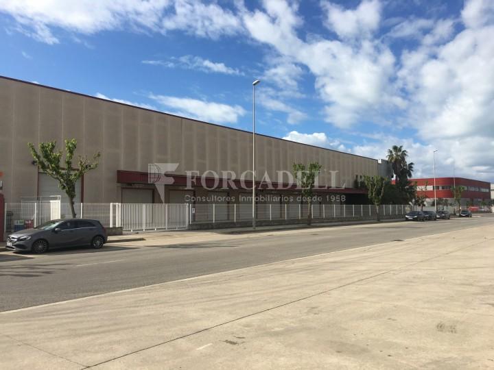 Nau logística en lloguer de 4.907 m² - Gavà, Barcelona. 2