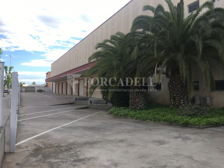 Nau logística en lloguer de 4.907 m² - Gavà, Barcelona. 5