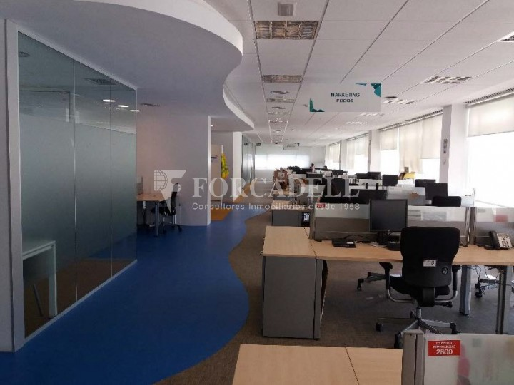 Oficina en lloguer a Viladecans Business Park. Sant Cugat del Vallès. 3