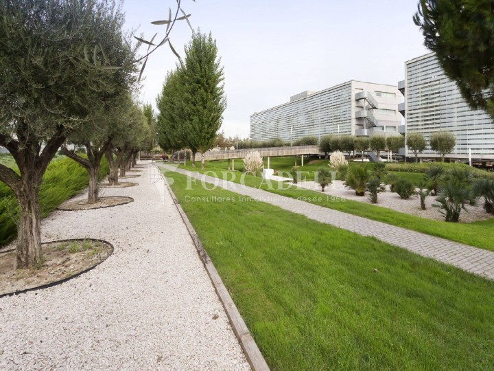 Oficina en lloguer a Viladecans Business Park. Sant Cugat del Vallès. 7