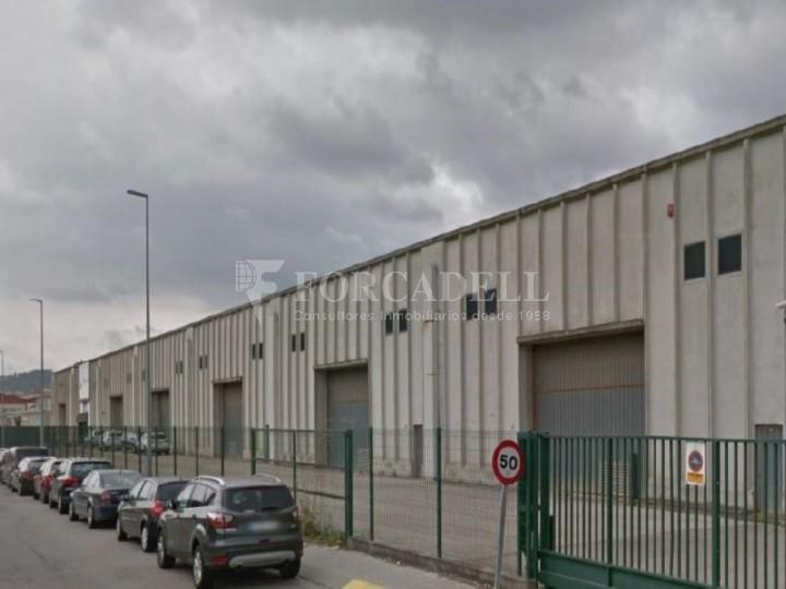 Nau logística en lloguer de 7.621 m² - Sant Andreu de la Barca, Barcelona. 2