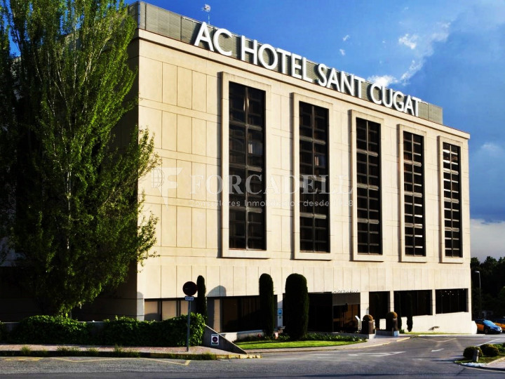Oficina en lloguer a Can Ametller, Sant Cugat del Vallès. 8