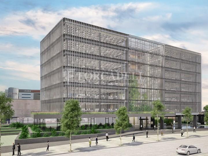 Oficina en lloguer en edifici d'obra nova. Fira Gran Via. Hospitalet de Llobregat. 1