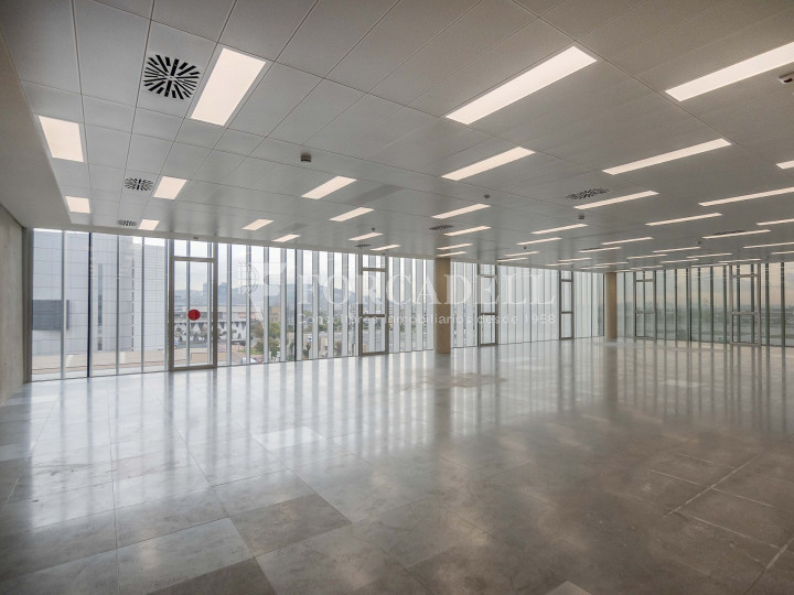 Oficina en lloguer en edifici d'obra nova. Fira Gran Via. Hospitalet de Llobregat. 11