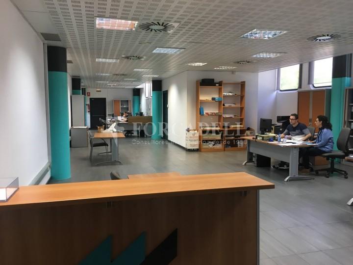 Nau industrial de lloguer de 5.328 m² - Rubi, Barcelona #12