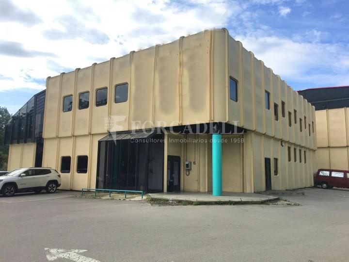 Nau industrial de lloguer de 5.328 m² - Rubi, Barcelona #13
