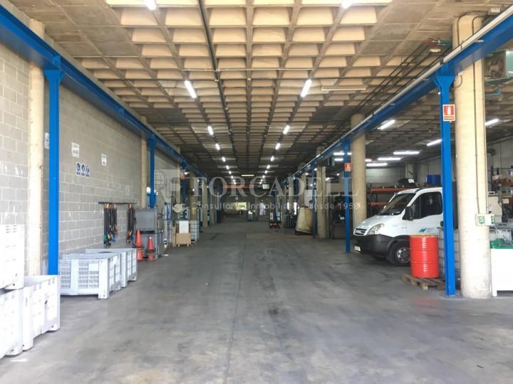 Nau industrial de lloguer de 5.328 m² - Rubi, Barcelona #17