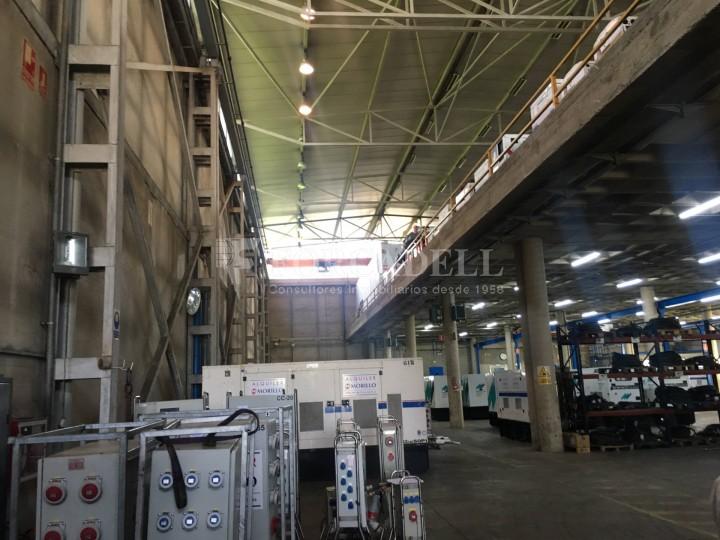 Nau industrial de lloguer de 5.328 m² - Rubi, Barcelona #20