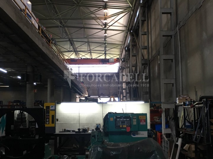 Nau industrial de lloguer de 5.328 m² - Rubi, Barcelona #25