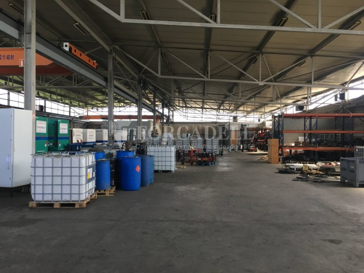 Nau industrial de lloguer de 5.328 m² - Rubi, Barcelona #28
