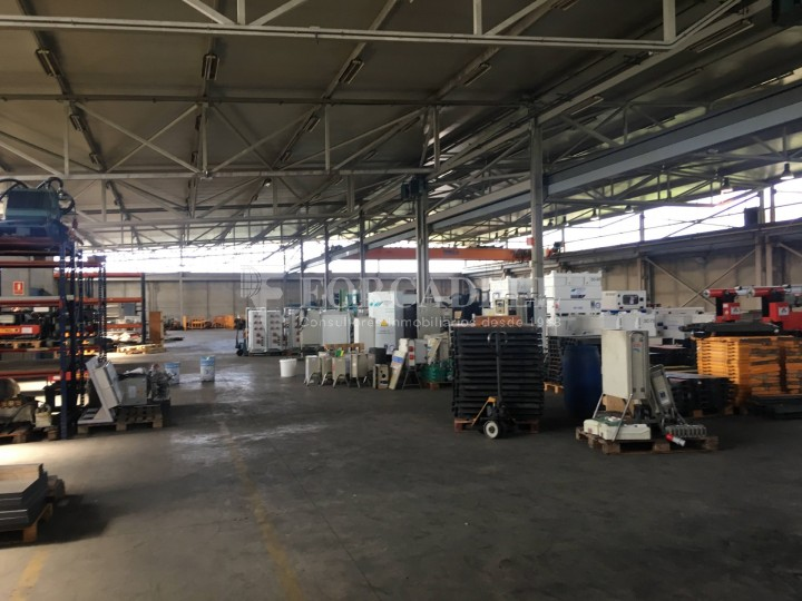 Nau industrial de lloguer de 5.328 m² - Rubi, Barcelona #31
