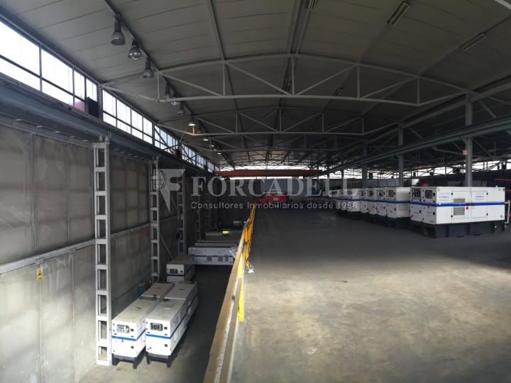 Nau industrial de lloguer de 5.328 m² - Rubi, Barcelona #4