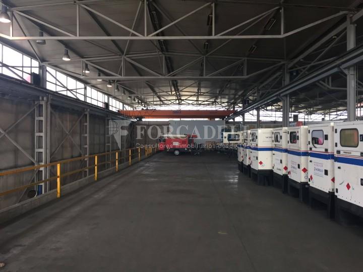 Nau industrial de lloguer de 5.328 m² - Rubi, Barcelona #5