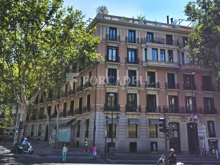 Oficina en lloguer al costat de la Puerta de Alcalá. Madrid 1