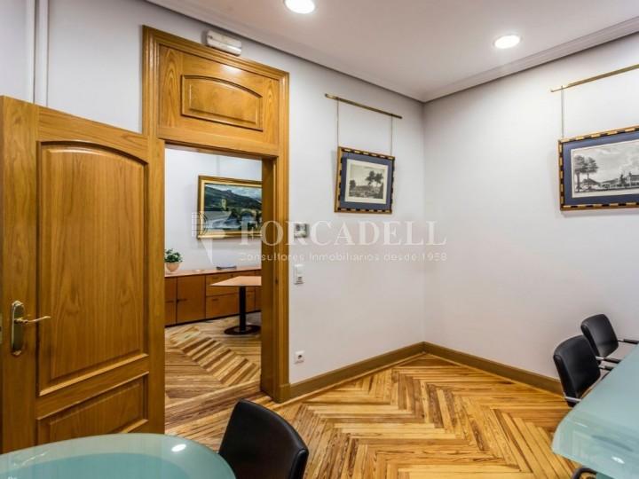 Oficina en lloguer al costat de la Puerta de Alcalá. Madrid 2
