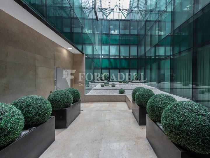 Oficina de lloguer àmplia i lluminosa propera al Camp de les Nacions. Madrid. #5