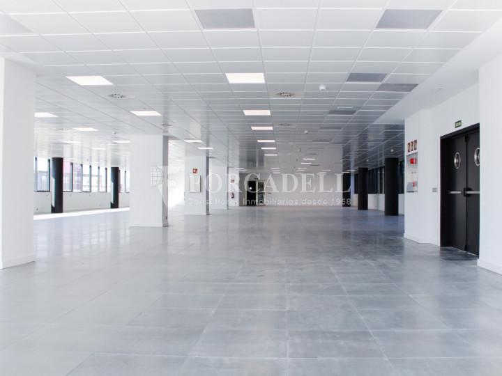 Oficina diàfana de lloguer a l'avinguda de Burgos, Madrid. 6