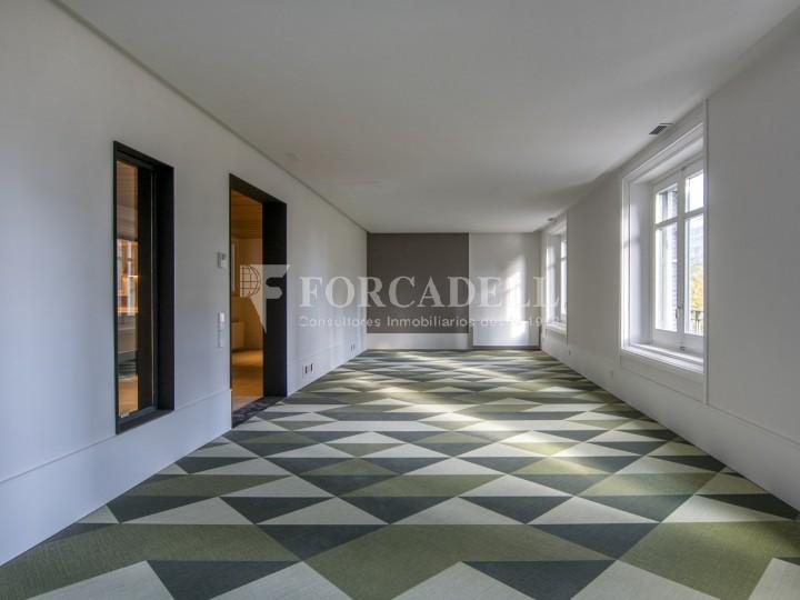 Excel·lent oficina rehabilitada en lloguer a l'Av. Diagonal. Barcelona. #4