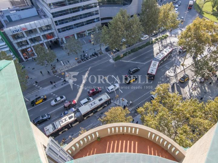Excel·lent oficina rehabilitada en lloguer a l'Av. Diagonal. Barcelona. #18