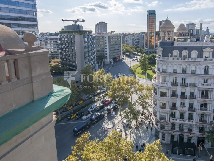 Excel·lent oficina rehabilitada en lloguer a l'Av. Diagonal. Barcelona. #22