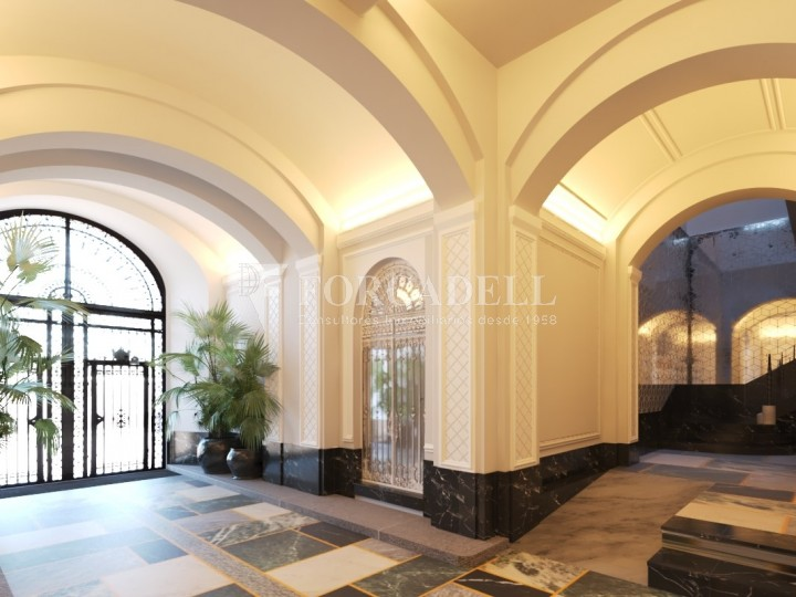 Excel·lent oficina rehabilitada en lloguer a l'Av. Diagonal. Barcelona. #2