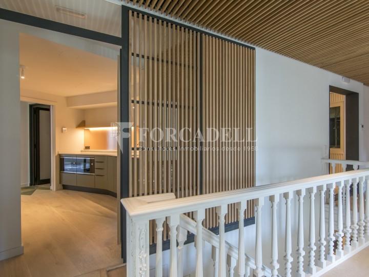 Excel·lent oficina rehabilitada en lloguer a l'Av. Diagonal. Barcelona. #6