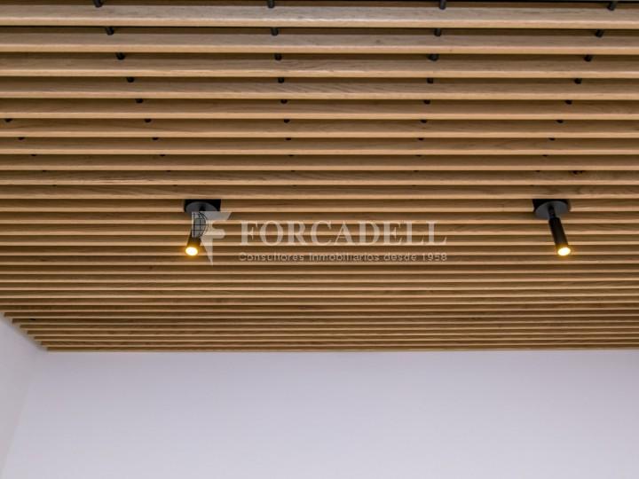 Excel·lent oficina rehabilitada en lloguer a l'Av. Diagonal. Barcelona. 19