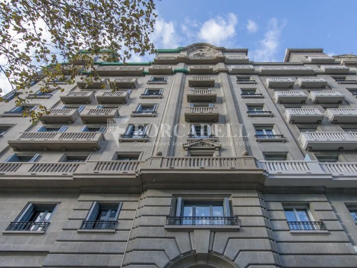 Excel·lent oficina rehabilitada en lloguer a l'Av. Diagonal. Barcelona. 25
