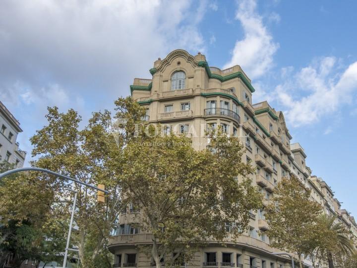 Excel·lent oficina rehabilitada en lloguer a l'Av. Diagonal. Barcelona. 26
